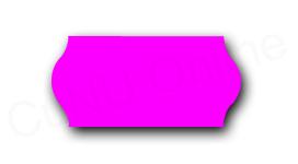 Preisetiketten, 26x12mm, pink