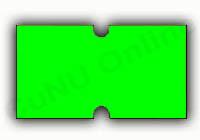 grüne Irex Etiketten für Preisauszeichner